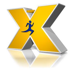 Logo XMADA 3D