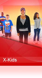X-Kids Banner